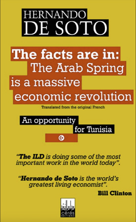The facts are in: The Arab Spring is a massive economic revolution